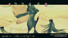 How to do a 6 strand braid DIY on your own hair, step-by-step, easy hair tutorial    #hairstyles #hair #hairtutorial #updos #updo #hairstyle #braid #longhair #mediumhair #wedding #bridal #curls #hairtutorial #hairdos #peinado #coiffure #bridesmaid #hairdo #prom #homecoming #formal #party #6strandbraid #diy #sixstrandbraid #braid #braiding #plait