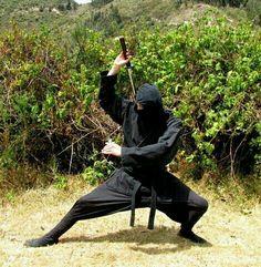 Ninja Shadow, Fantasy Beasts, Shuriken, Shadow Warrior, Ninja Warrior, Martial Artist, Survival Life, Dojo, Japanese Kimono