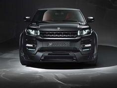 Hamann Range Rover Evoque: In Pictures! Slide 1