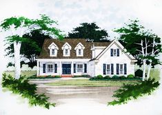 Multitude of Windows - 3047D | 1st Floor Master Suite, Bonus Room, CAD Available, Country, Den-Office-Library-Study, Hill Country, Jack & Jill Bath, PDF, Photo Gallery | Architectural Designs