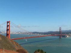 Golden Gate. San Francisco. California
