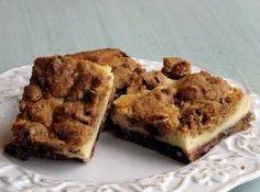 Chocolate Chip Cream Cheese Brownies Recipe