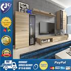 Living Room Furniture Set Tv Unit Display Stand Wall Mounted Cupboard Cabinet