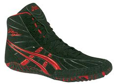 Vintage asics tiger utraflex quicksilver wrestling shoes, rulons ...