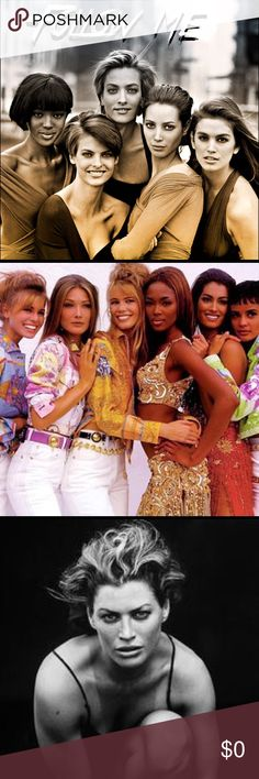 """FOLLOW GAME! 90's Supermodels ✨Let's grow our followers together!✨. I finally am getting around to creating my first (and only) FG. 1. """"Like"""" 2. Follow everyone else who Liked this, and; 3. Invite your PFFs and share! Be sure to check back for new followers.   Thank you all!  Other"""