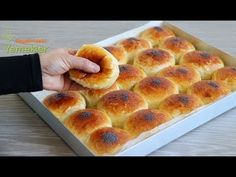 Quite very easy recipe with delicious pastry bag with water and necessary supplies you can find in detail below. Bread Cones, Easy Pastry Recipes, Good Food, Yummy Food, Cookery Books, Dough Recipe, Hot Dog Buns, Food And Drink, Easy Meals
