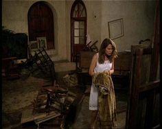 lady in an old house, italian horror film