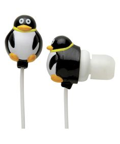 Penguin Ear Bud Headphones Remember when I had these and then they went missing? Penguin Socks, Penguin Life, All About Penguins, Bird Kite, Penguin Images, Cat Towers, Flightless Bird, Baby Penguins, This Is Love