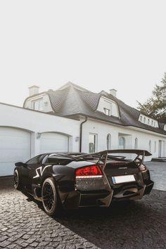 Lamborghini Murcielago Super Veloce