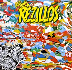 The Rezillos - Flying Saucer Attack, Scottish punk Flying Saucer Attack, Revenge, Cover Art, Album Covers, Canning, Albums, Artwork, Artist, Top 40
