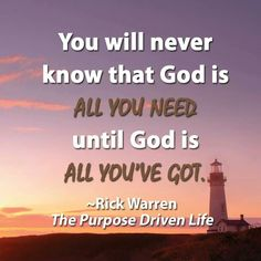 24 Best Purpose Driven Life Images Purpose Driven Life Pastor