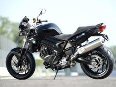 BMW F800R Black