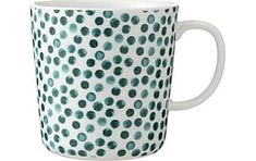 HEMA Chicago Mug 28cl (White/green) Chicago, Colours, Mugs, Tableware, Green, Dinnerware, Tumbler, Dishes, Mug