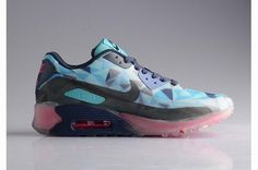 cheap for discount acbc8 4343c Buy Nike Air Max 90 Anniversary ICE Diamond Womens Running Shoes Transparent  Blue Purple Online Sale from Reliable Nike Air Max 90 Anniversary ICE  Diamond ...