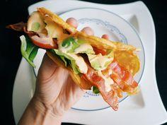 täyttävät chafflet Keto Recipes, Mexican, Ethnic Recipes, Food, Essen, Meals, Yemek, Mexicans, Eten