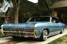 1968 Chevy Impala Ragtop