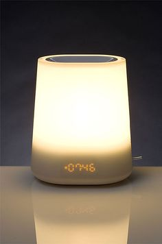Wake-up Light by Philips Design.
