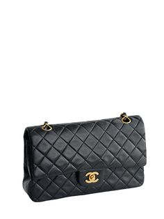 The original coco Chanel 2.55 bag