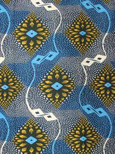 Vlisco Wax Hollandais Fabrics by Empire Textiles