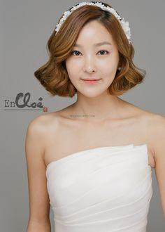 En Cloe in Korea Hair & Makeup Sample