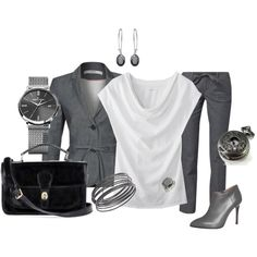 """""""Interview Outfit"""" by hread on Polyvore"""