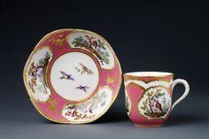 (Tasse) gobelet feuille de choux | Sèvres porcelain factory | V Search the Collections
