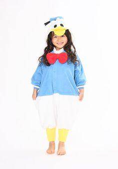 Kigurumi Shop   Donald Duck Kigurumi - Kids Animal Costumes