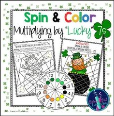 "FREE MATH LESSON - ""Multiplication Facts Game - 7s {Spin & Color}"" - Go to The Best of Teacher Entrepreneurs for this and hundreds of free lessons. 3rd - 5th Grade    http://www.thebestofteacherentrepreneurs.org/2017/02/free-math-lesson-multiplication-facts.html"
