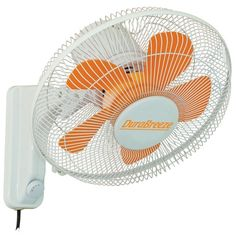DuraBreeze Orbital Wall Fan, 12""
