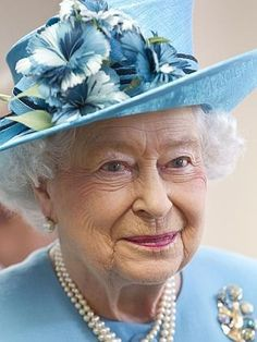 Queen Elizabeth II on July 16.                                                                                                                                                                                 More