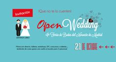 Open Wedding (Madrid, octubre 2012)