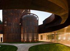 IBOne: Museo Interactivo de la Historia de Lugo / Nieto Sobejano Arquitectos
