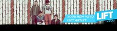 WALK THE MOON is featured on VEVO Lift! Check out the videos! http://vevo.ly/KZBxqt