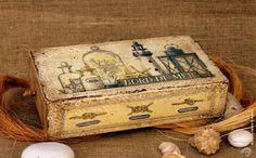 Декупаж - Сайт любителей декупажа - DCPG.RU | Декупажная эстафета Click on photo to see more! Нажмите на фото чтобы увидеть больше! decoupage art craft handmade home decor DIY do it yourself box