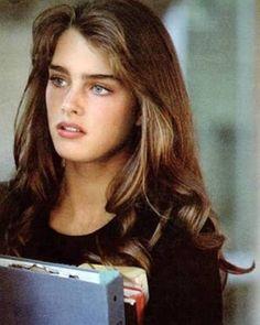Brooke Shields. -                       ♕