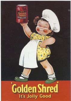 Retro Poster by Mabel Lucie Attwell