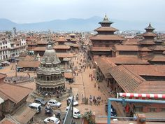 Patan Durbar Square. It has been listed by UNESCO as a World Heritage Site