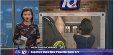 MI – Media - Deputies Show How Powerful Guns Are (VIDEO) - http://www.gunproplus.com/mi-media-deputies-show-how-powerful-guns-are-video/
