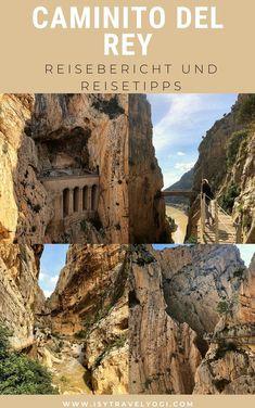 Caminito del Rey Reisebericht- unsere Erfahrungen auf dem Königspfad in Andalusien Seville Spain, Dream Vacations, Grand Canyon, Madrid, Barcelona, Road Trip, Explore, World, Travel