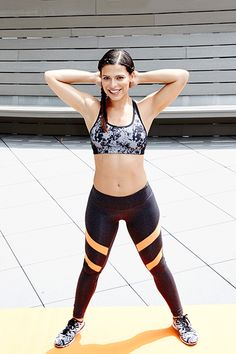 5 Moves For Your Strongest Core in #AsteriaActive! on #refinery29  http://www.refinery29.com/core-abdominal-exercise-gifs