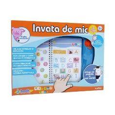 I-BOOK CARTICICA ELECTRONICA - INVATA DE MIC
