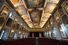 Eisenstadt, Haydn-Saal im Schloss Eszterházy