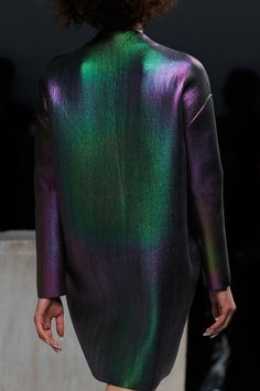 Iridescent Fabric