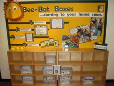 We introduced Bee-Bots about two years ago now, and they are a firm favourite with many children. Children aged between 3 and 7 use them on a regular basis, sometimes as part of ICT lessons, somet…