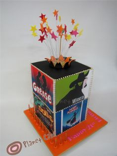Broadway- There are no words to explain how in love I am with this cake.