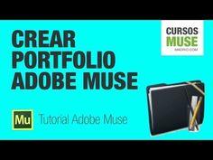 Tutorial Adobe Muse   Crear Portfolio con categorías - YouTube