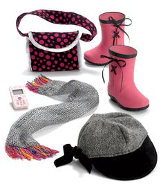 Madame Alexander Favorite Friends – Head to Toe Accessory Pack for 18-inch Play Doll - Favorite Friends