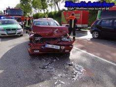 Blaulichtticker: Landsberg / Penzing: Verkehrsunfall auf der Münchn...