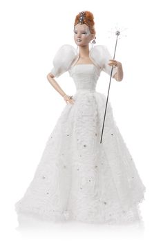 The Wizard of Oz Glinda the Good Witch Tonner Doll by BCBGMAXAZRIA