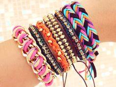 Casual Bohemian Bracelets
